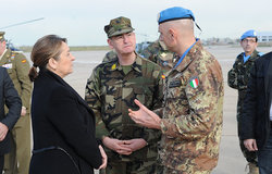 UNIFIL Honours fallen Peacekeeper